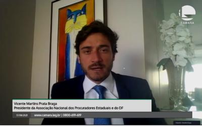 Presidente da ANAPE defende serviço público em audiência sobre a PEC 32